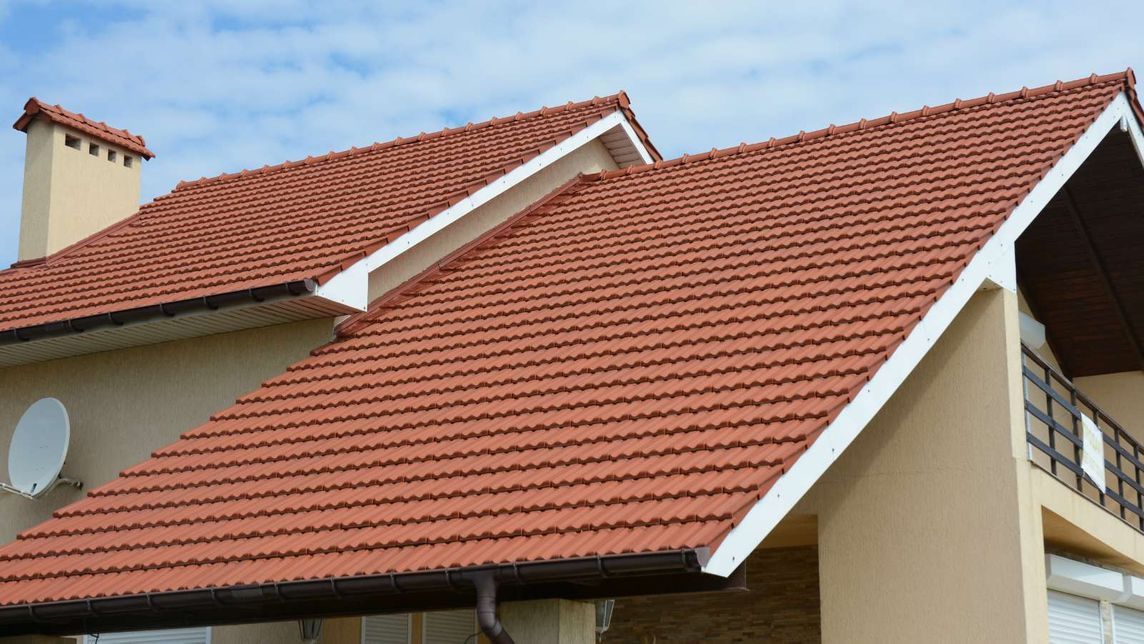 Flat And Pitched Roofs In Telford Heath Hill Building Roofing Co Llp